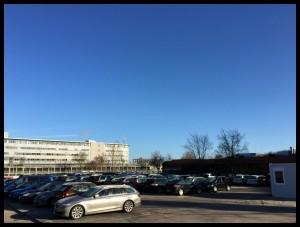parken flughafen Tegel - Parkplatz myParkplace