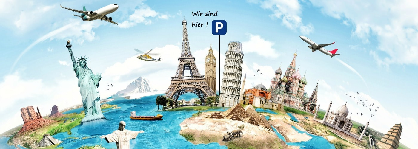 Preiswert am Flughafen Tegel parken