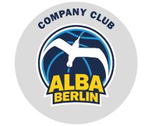 myParkplace ist Sponsor des ALBA BERLIN Company Club