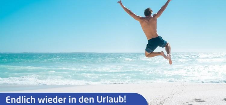 Der Sommerurlaub ist gerettet!